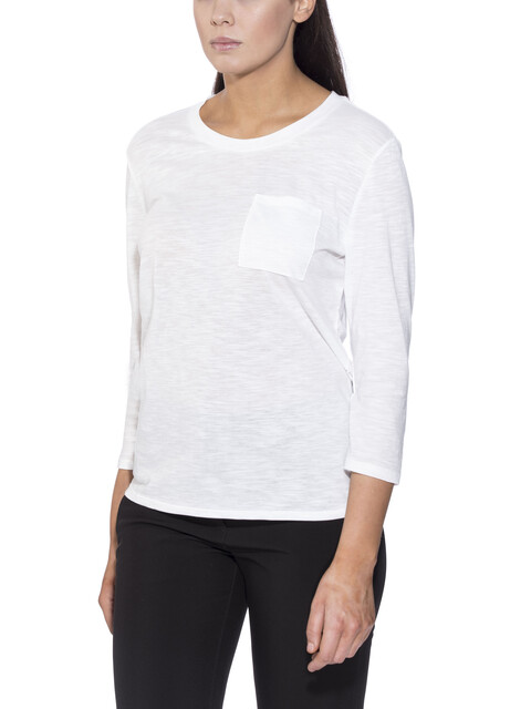 Patagonia W's Mainstay 3/4 Sleeved Top White